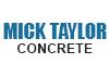 Mick Taylor Concrete