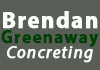 Brendan Greenaway Concreteing