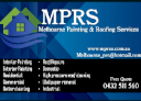 Melbourne Painters & Roofing Services?