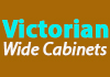 Victorian Wide Cabinets