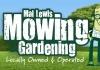 Mal Lewis Mowing