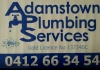 Adamstown Plumbing Services P/L