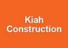 Kiah Construction