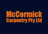 McCormick Carpentry Pty Ltd