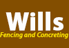 Wills Fencing and Concreting