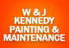 W & J Kennedy Painting and Maintenance