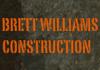 Brett Williams Construction