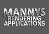 Mannys Rendering Applications