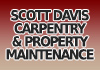Scott Davis Carpentry and Property Maintenance