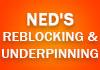 Ned's Reblocking & Underpinning
