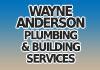 Wayne Anderson Plumbing & Building Services
