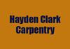 Hayden Clark Carpentry
