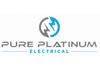 Pure platinum electrical