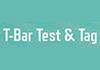 T-Bar Test & Tag