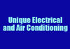 Unique Electrical and Air Conditioning
