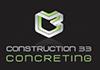 Construction 33 Concreting
