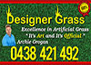 GROGAN'S PLASTERING & DESIGNER GRASS