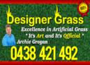 DESIGNER GRASS