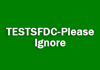 TESTSFDC-Please Ignore