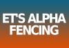 ET'S Alpha Fencing