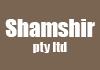 Shamshir pty ltd
