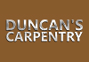 Duncan's Carpentry