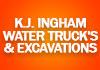 K.J. Ingham Water Truck's & Excavations PTY LTD