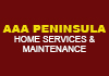 AAA Peninsula Home Services & Maintenance