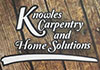 Knowles Carpentry and Home Solutions