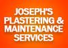 Joseph's Plastering And Maintenance Services