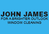 John James for a Brighter Outlook Window Cleaning