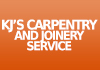 KJ's Carpentry and Joinery Service