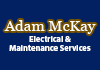 Adam McKay Electrical & Maintenance Services