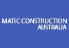 Matic Construction Australia