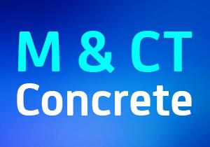 M & CT Concrete
