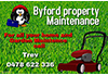 Byford Property Maintenance