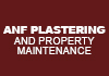 ANF Plastering and Property Maintenance