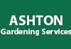 Ashton Gardening Services