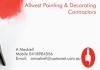 Allwest Painting & Decorating Contractors