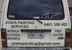 Joshs Painting Services