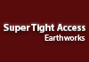 Super Tight Access Earthworks