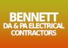 Bennett DA & PA Electrical Contractors