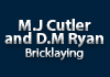 M.J Cutler and D.M Ryan Bricklaying