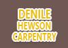 danile hewson carpentry