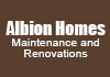Albion Homes Maintenance and Renovations