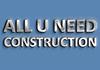 All u need construction