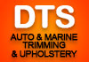 DTS auto & marine trimming & upholstery