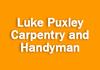 Luke Puxley Carpentry and Handyman