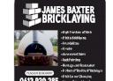 James Baxter Bricklaying