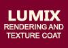 Lumix Rendering and Texture Coat
